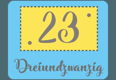 Dreiundzwanzig 23