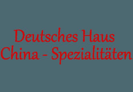 Bild Deutsches Haus China - Spezialitäten