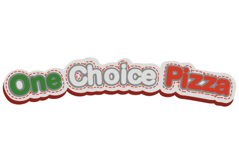 One Choice Pizza