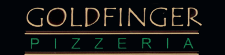 Logo Goldfinger Pizzeria