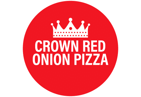 Crown Red Onion Pizza