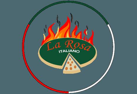 La Rosa Pizzaria - bagt i ægte stenovn