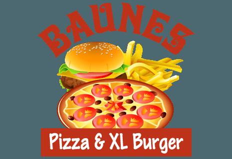 Baunes Pizzaria og XL Burger