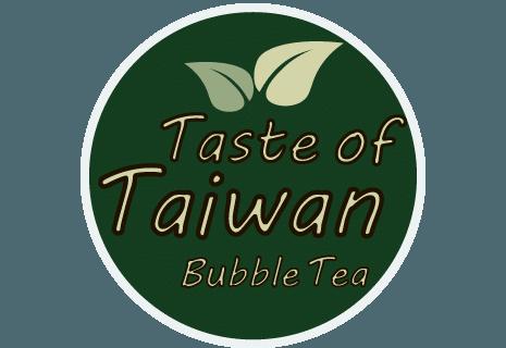 Taste of Taiwan Bubble tea