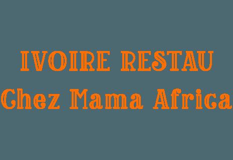 IVOIRE RESTAU CHEZ MAMA AFRICA