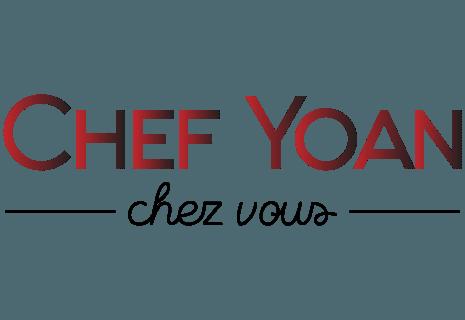 Chef Yoan chez vous