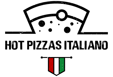 logo Hot Pizzas Italiano