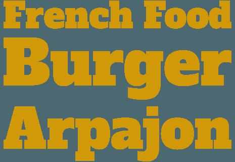 French Food Burger Arpajon