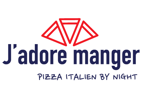 J'adore manger Pizza Italien by night