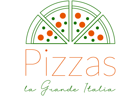 Pizzas la Grande Italia