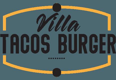 Villa tacos burger
