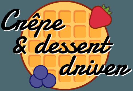 Crêpe & dessert driver