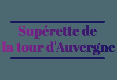 Supérette de la tour d'Auvergne