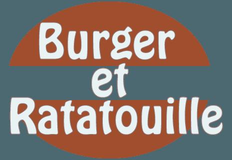 Burger et Ratatouille