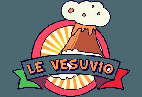 Pizza au feu de bois Le Vesuvio