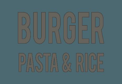 Burger Pasta & Rice