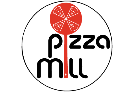 logo Pizza Mill