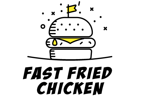 logo Fast Fried Chicken Indian