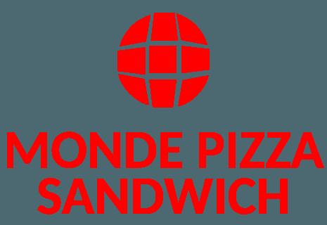 Monde Pizza Sandwich (Snack Medoquine)