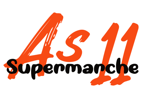 logo As11 Supermarche