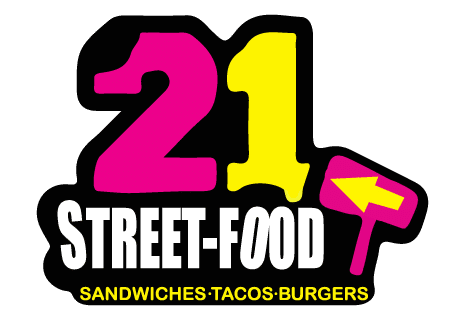 logo 21 Street-Food By Night