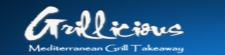 Grillicious Mediterranean Grill Take Away
