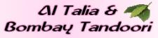 Al Talia Bombay Tandoori
