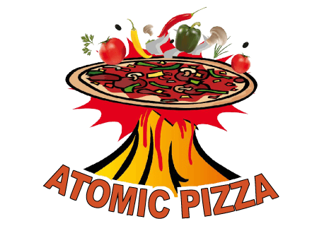 logo Atomic Pizza