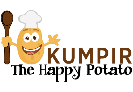 logo Kumpir The Happy Potato