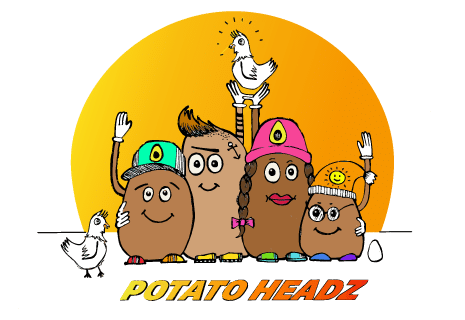 Potato Headz