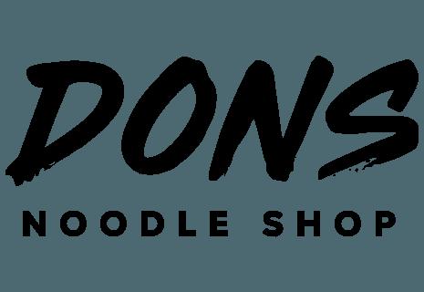 Don's Noodle Shop