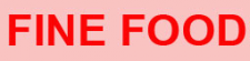 Chinese Fine Food logo