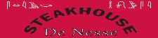 Steak house De Nesse logo