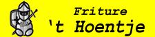 V.O.F. Frituur't Hoentje logo