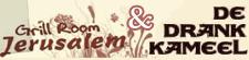Jerusalem&De Drankkameel logo