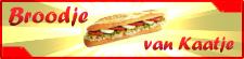 Broodje Van Kaatje