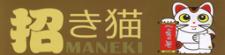 Maneki Sushi logo