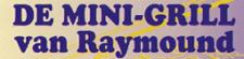 De Mini Grill Van Raymound I
