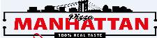 Eten bestellen - Pizza Manhattan