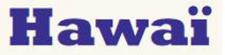 Hawaii Naaldwijk logo
