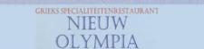 Griekse Restaurant Nieuw Olympia logo