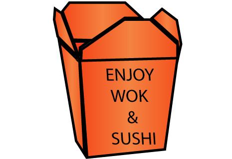 Enjoy wok en sushi