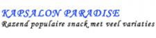 Kapsalon Paradise logo