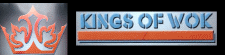 Kings of Wok logo