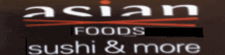 Pham Asian Foods Sushi&More logo