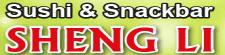 Sushi&Snackbar Sheng Li logo