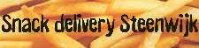 Snack Delivery Steenwijk logo