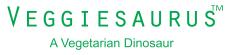 Veggiesaurus logo
