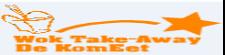 Wok Take-Away de KomEet logo