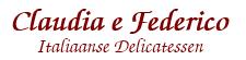 Eten bestellen - Claudia e Federico Italiaanse Delicatessen